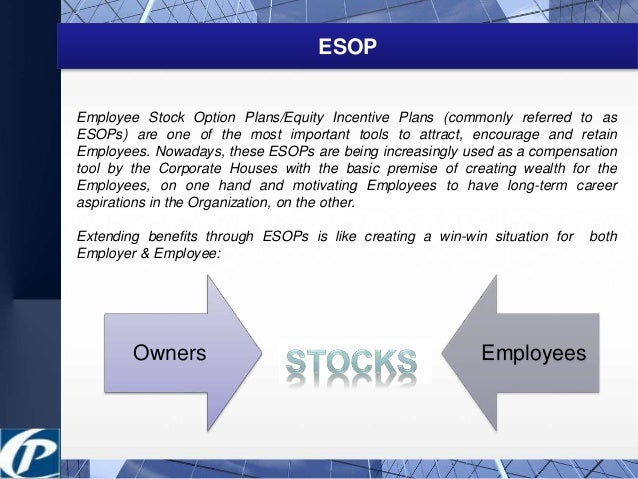 Ecolab employee stock options