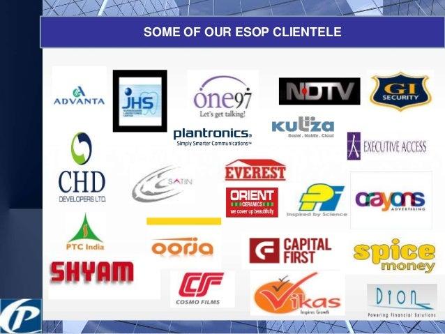 India employee stock options
