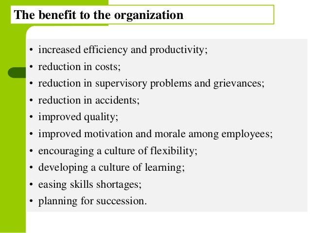 Employee training and development seminar