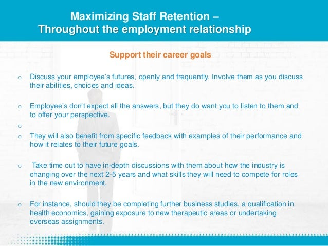 relationship between turnover and retention