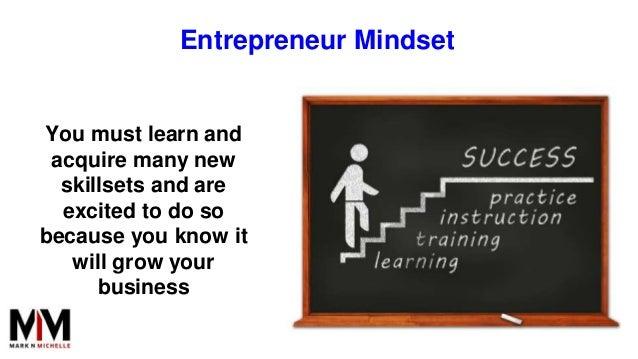 Entrepreneur Breakthrough Mindset for $7 - SEOClerks