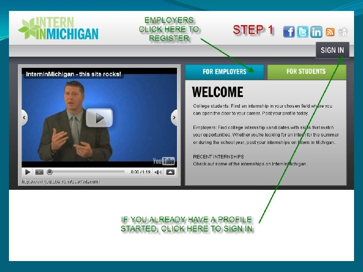 Employer Registration 10 Steps
