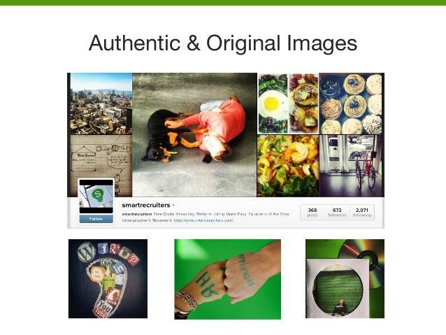 Authentic & Original Images