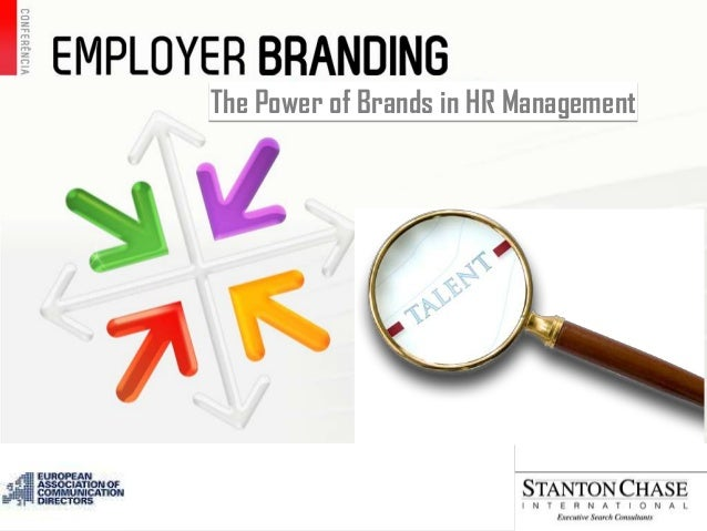 José Bancaleiro The Power of Brands in HR Management