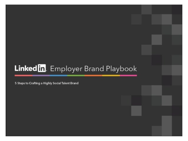 Why we're here 83%Agree that employer brand has significant impact on ability to hire great talent talent.linkedin.com Pri...