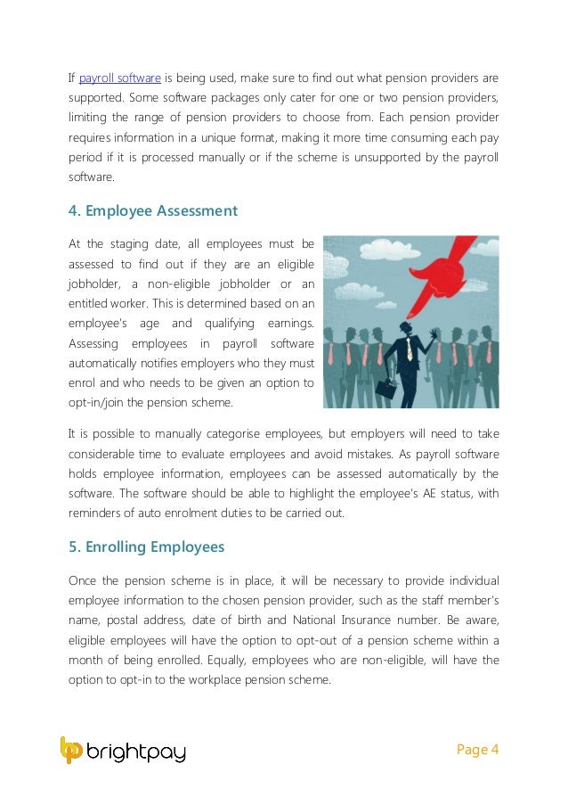 Employer checklist to ensure auto enrolment is covered