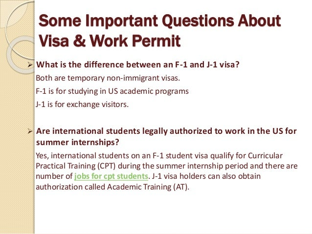Working in the US | USCIS