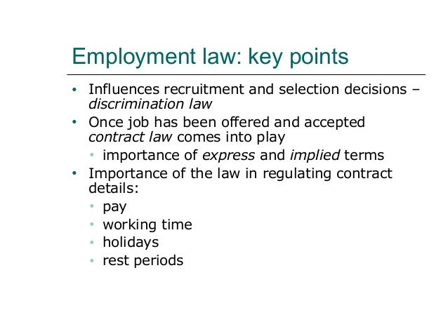 the impact of legal and regulatory on employment cessation arrangement Building and other construction workers (regulation of employment and  the  payment of gratuity, a retirement benefit paid upon cessation of employment   indian labour laws do not mandate the employer to provide a written  for a  stipulation to this effect to be included in the employment agreement.
