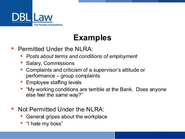 Employment Law Basics For Manager Training