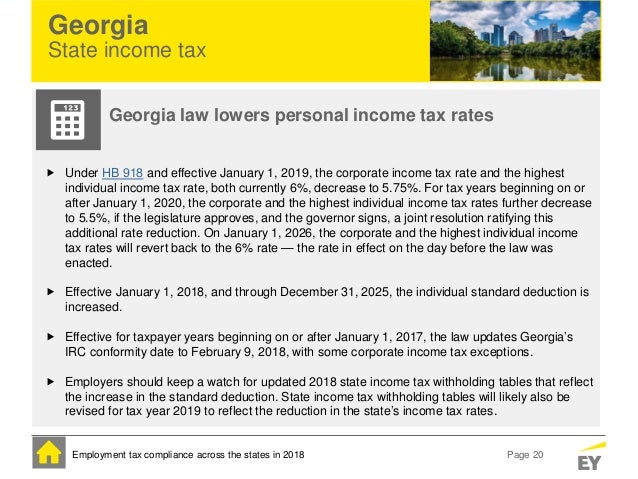 georgia withholding tax tables 2017