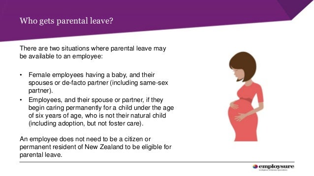 Maternity Leave Letter To Employee from image.slidesharecdn.com