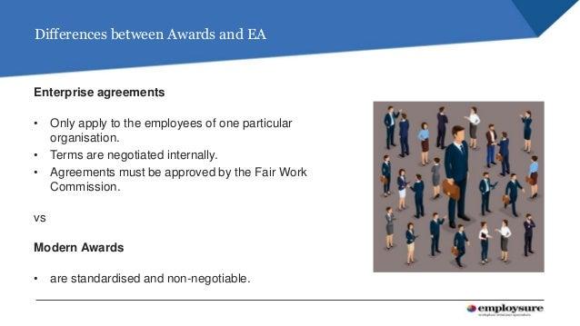 Employsure Workplace Presentation Modern Award Vs Enterprise Agreem