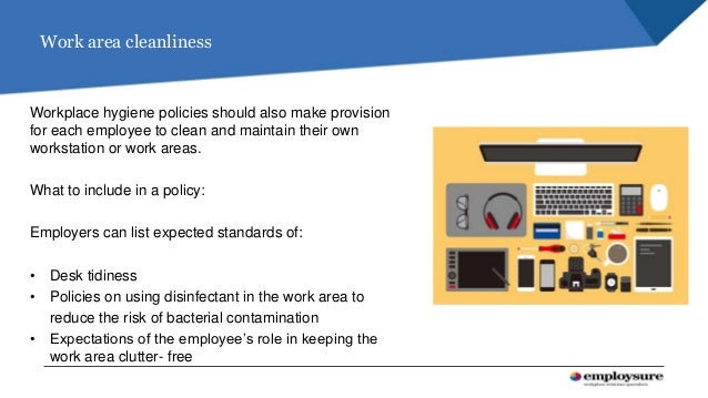 Comply with workplace hygiene procedures ppt download.
