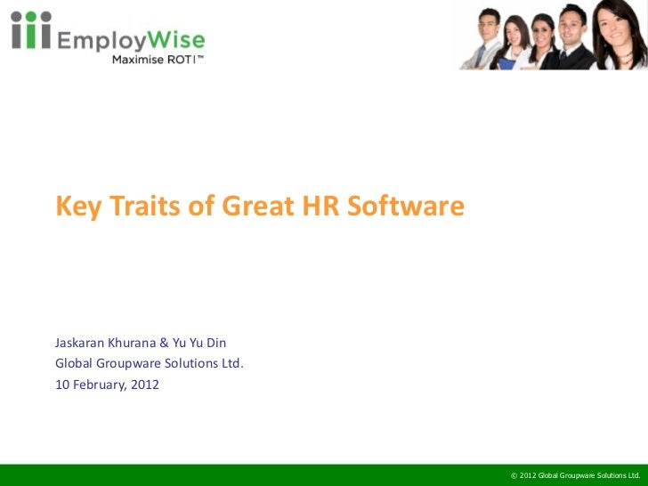 Employ wise webinars   key traits of great hr software