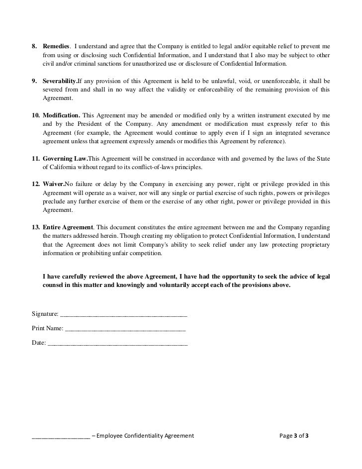 Waiver Of Confidentiality Form Mersnoforum