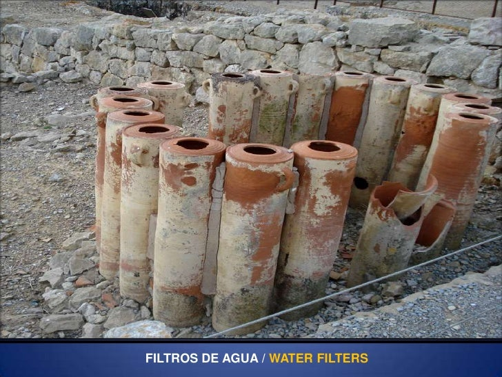 FILTROS DE AGUA / WATER FILTERS<br />