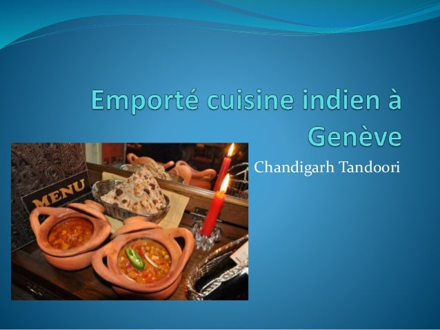 Chandigarh Tandoori
