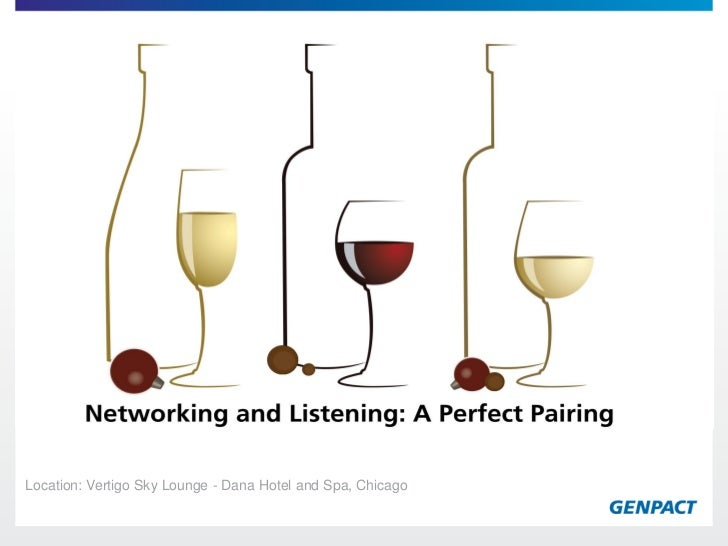 EmPower-Genpact Networking and Wine Tasting Event
