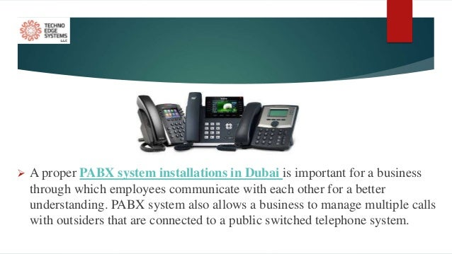 Empower Digital Connectivity with PABX System Installation Slide 3