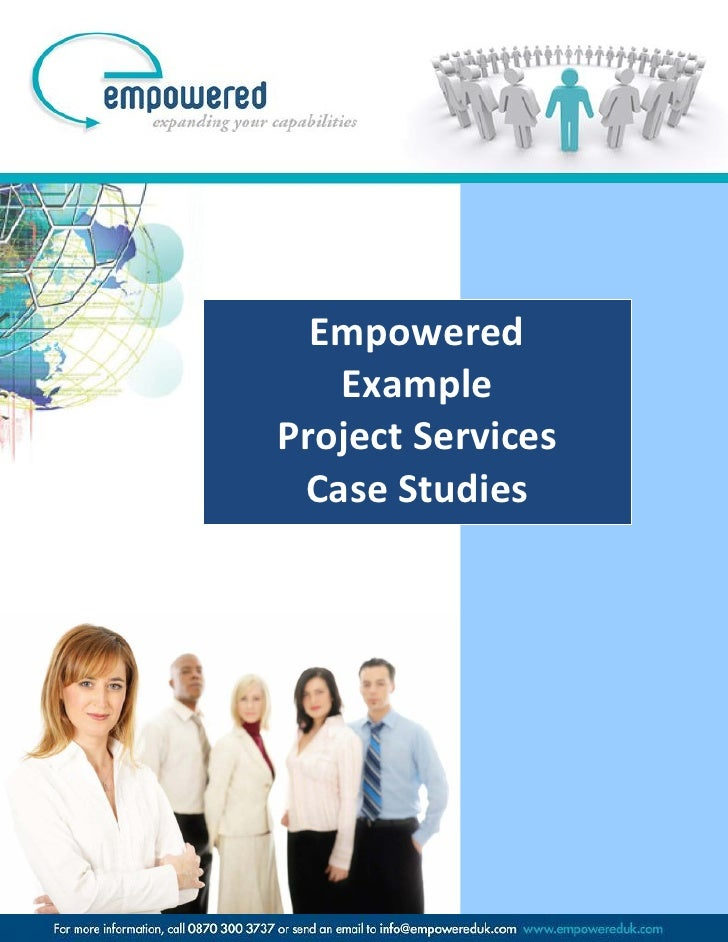 Empowered    Example ProjectServices  CaseStudies