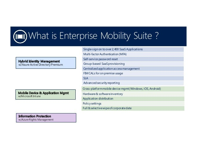 empower enterprise mobility with microsoft ems