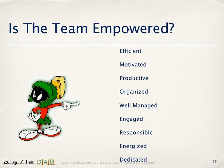 Image result for empowered team scrum