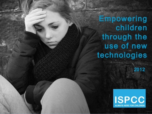 Empowering      children  through the   use of newtechnologies          2012