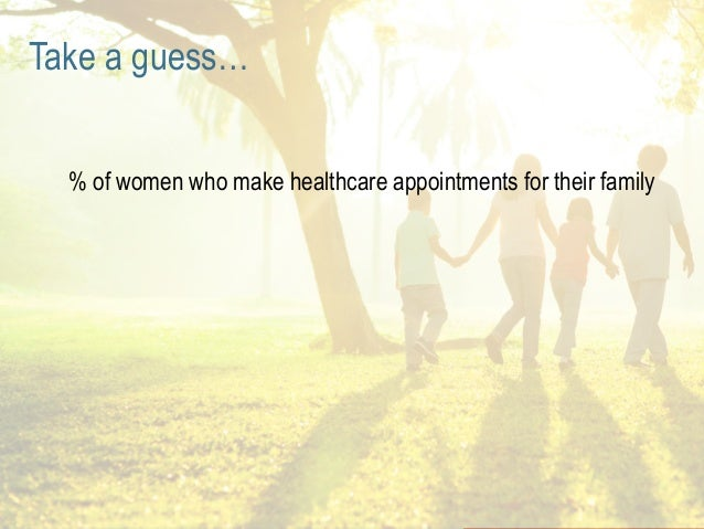 PAGE 13 Of women make healthcare appointments for their family Women as Family Decision Makers & Influencers 80%