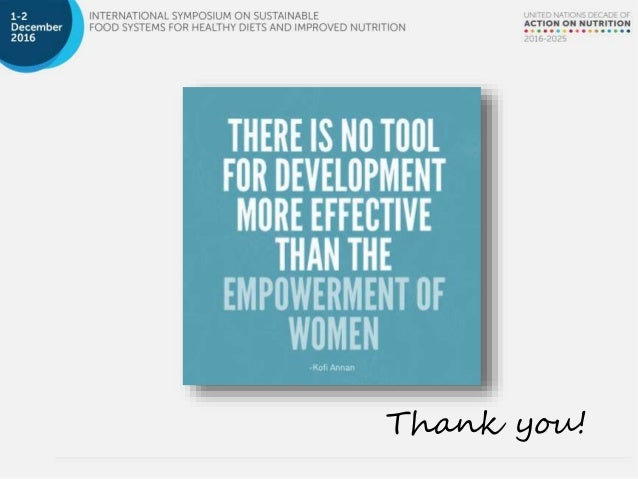 Empowering women for improved household access to healthy diets in Lebanon, by Dominique Anid, Executive Secretary and Tre...