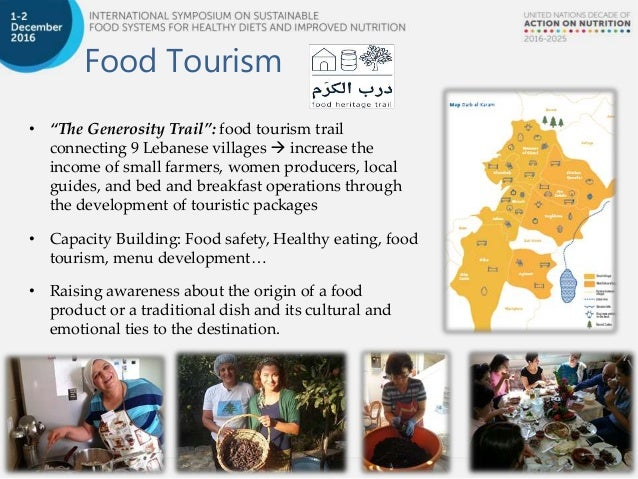 • Our programs seek to:  Empower small producers/farmers (women)  Promote local food systems / traditional eating  inhe...