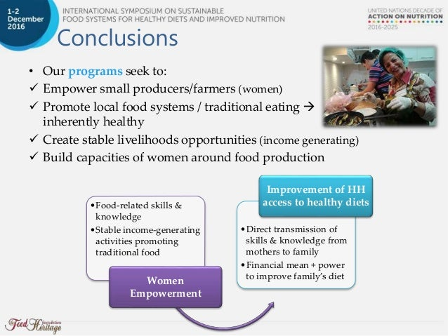 A Community-Based Intervention Improves Economic, Social and Food Security Outcomes of Refugee Women – The Healthy Kitchen...