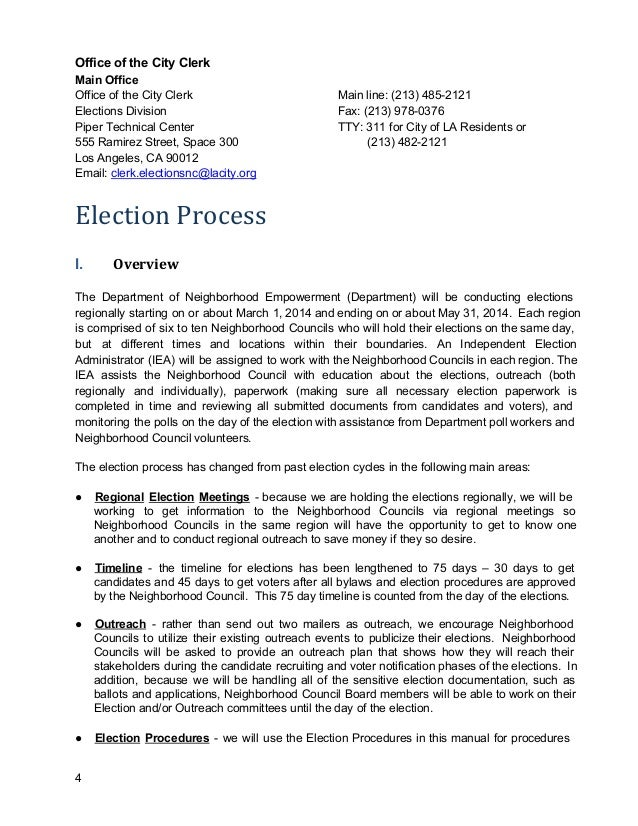 ... Elections@empowerla.org; 4.