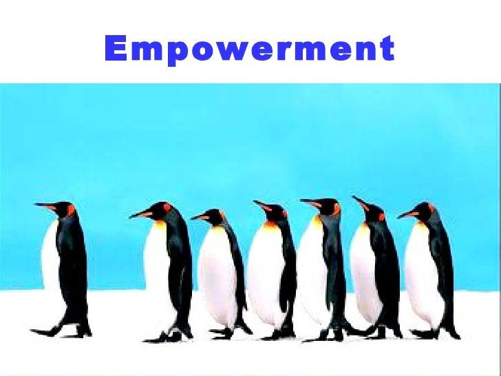 Empowerment-TRAINING Slide 2