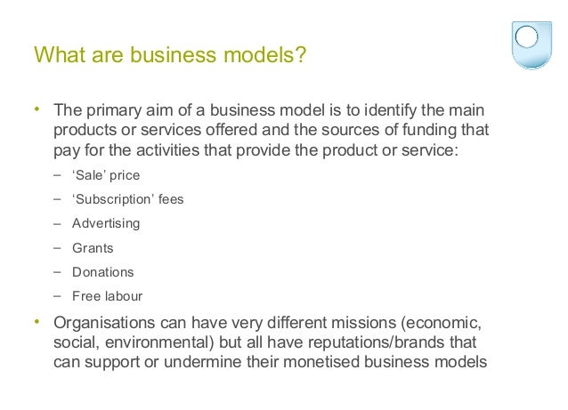 Business models for OER and MOOCs beyond monetary incentives Slide 2