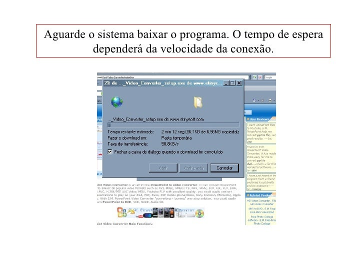 VIDEO BAIXAR CONVERTER POWERPOINT E.M.FREE