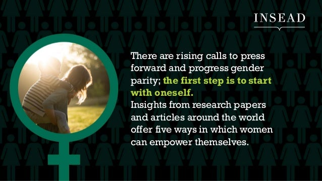 5 Ways to Achieve Self-Empowerment for Women Slide 2