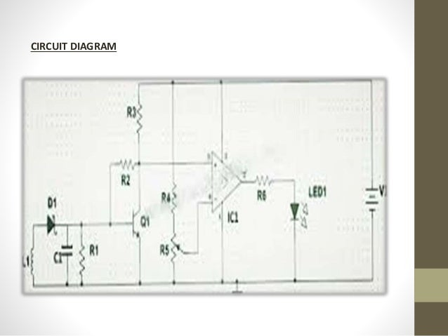 Design working of a mobile phone detector 5 circuit diagram ccuart Images