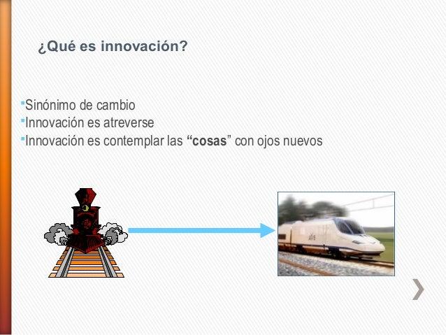 Esto NO es innovación!