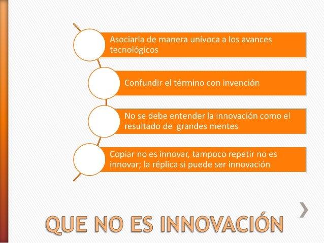 » Videos: » - Innovación tecnológica un paso hacia el futuro » - ¿Qué es innovación? Ahora, reúnete con tu cita de las 15p...