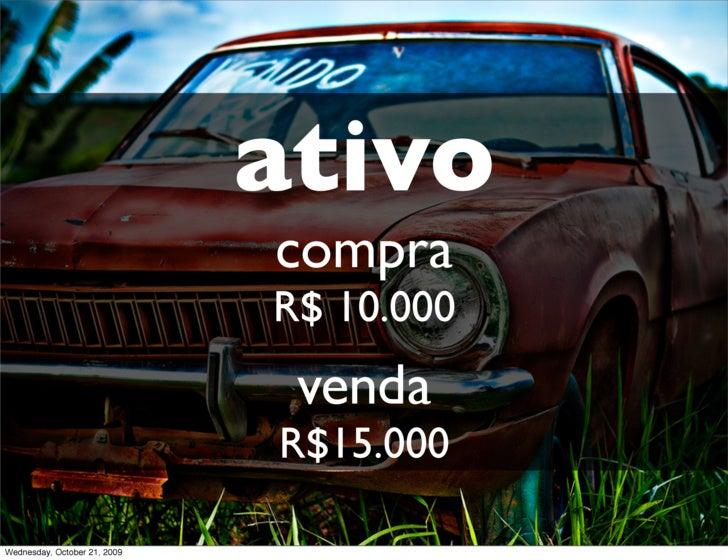 ativo                               compra                               R$ 10.000                                venda   ...