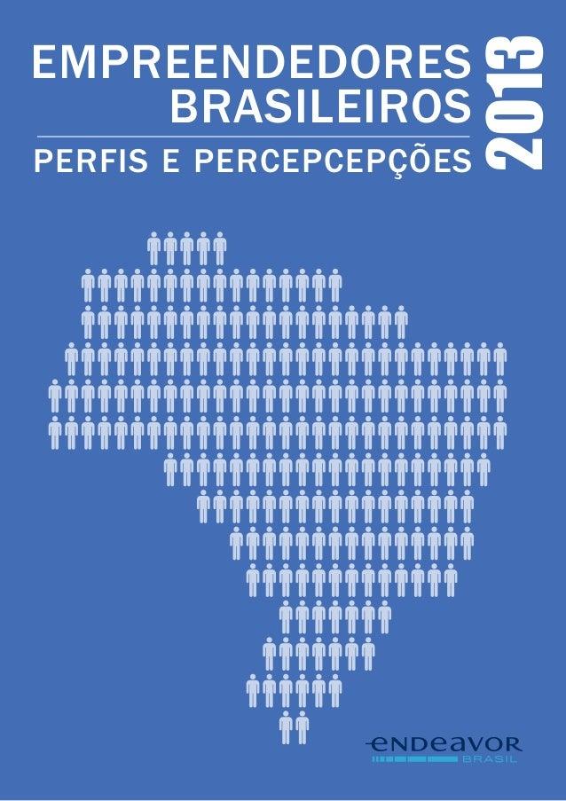 perfis e percepcepções                                                                                   Brasileiros      ...