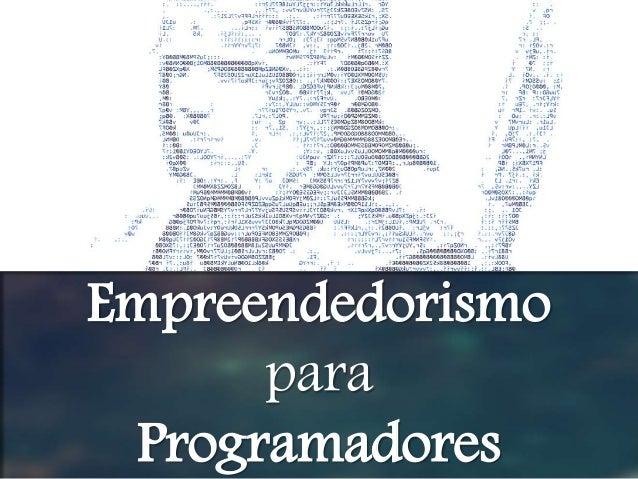 Empreendedorismo para Programadores