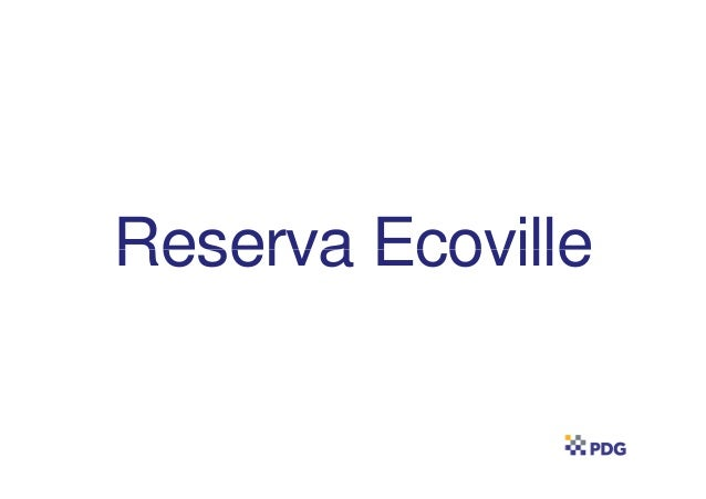 Reserva EcovilleReserva Ecoville