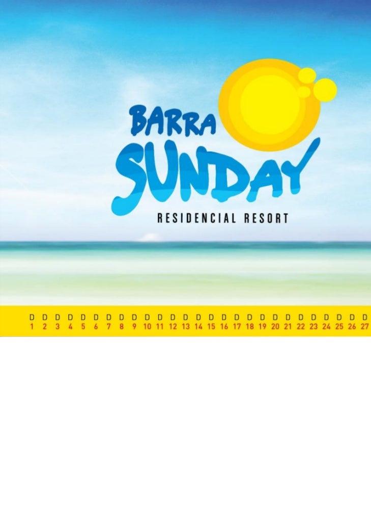 Na Barra da Tijuca, 2 e 3 quartos com suíte       e mais de 50 opções de lazer.