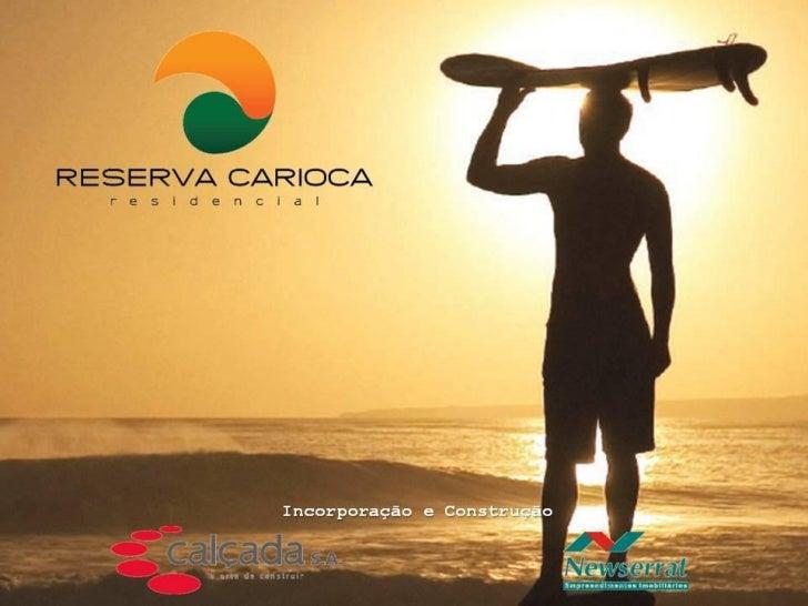 RESERVA CARIOCA - 3 QUARTOS - (21) 3936-3885, DIRETO DA CONSTRUTORA