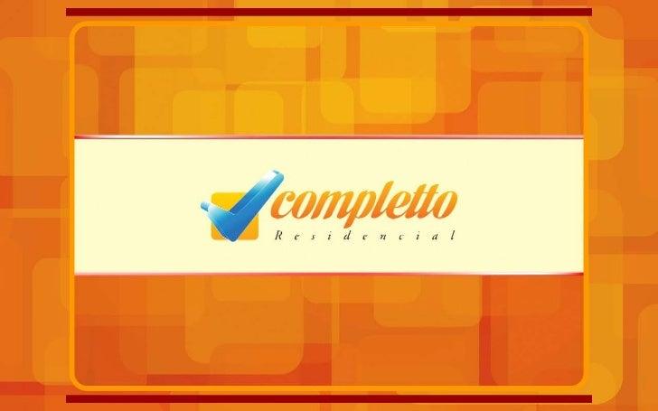 Completto - Jacarepaguá