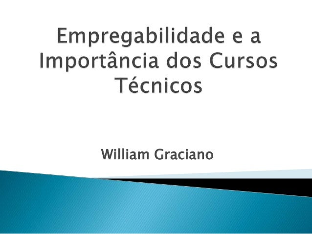 William Graciano