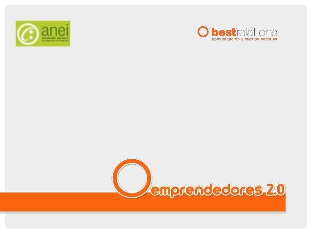 ¿Cómo puede la web 2.0 ayudar a mi negocio? ¡La pregunta del millón! Introducción Much@s emprendedor@s español@s han oído ...
