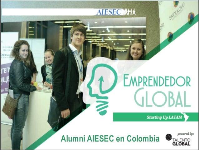 Alumni AIESEC en Colombia