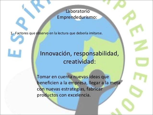 Emprendedurismo Slide 2